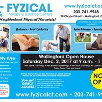 Fyzical Wallingford - Open House