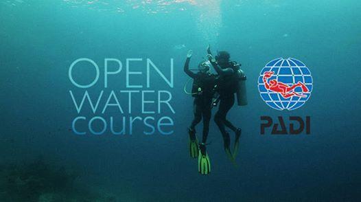 Klas 1 PADI Open Water Diver