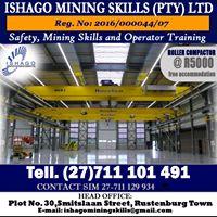 Overhead crane training courses in rustenburg 27711101491
