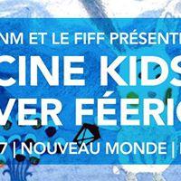 Cin Kids de Nol  LHiver Ferique