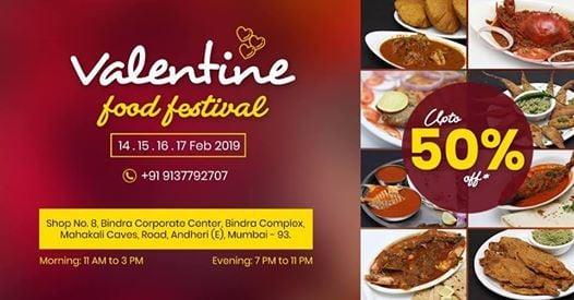 Valentine Food Festival
