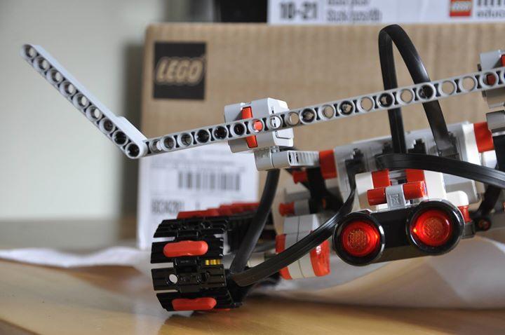 Workshop Roboter bauen & programmieren