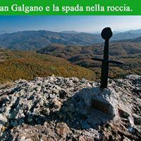San Galgano e La Spada Nella Roccia.