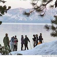 Full Moon Snowshoe Tours