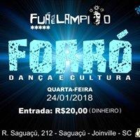 Janeiro tem FORR com FU De Lampio