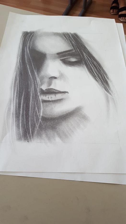 Art Of Arcobaleno Realistisch Zeichnen Mit Ali At Verein Begegnung
