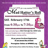 Mad Hatters Ball Daddy Daughter Dance