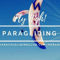 Learn to Fly Paragliding in Karachi