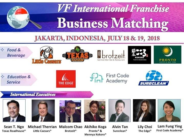 Franchise Business Matching