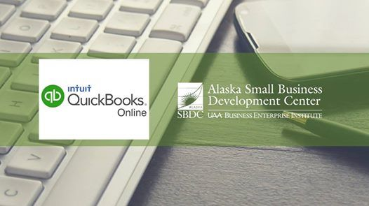 Introduction to QuickBooks Online - Anchorage