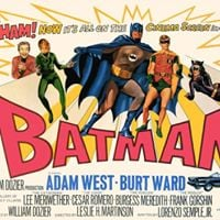 Batman The Movie (1966) at the Rio Theatre