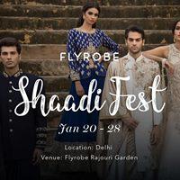Flyrobe Shaadi Fest - Delhi