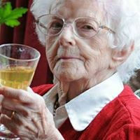 We Are Going To Be 80. I Owe You A Drink