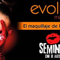 Evolux Make Up maquillaje oficial de la Seminci 2017