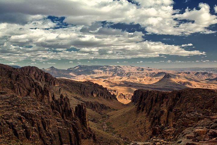 Massif du saghro (sommet du Kouawche) Dfi Aventure et plaisir