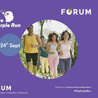 The Purple Run - An Initiative By Forum