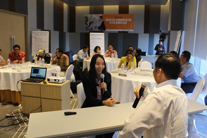 Training Komunikasi Efektif