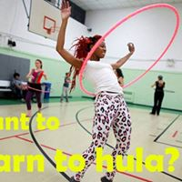 Adult Learn to Hula Hoop Classes