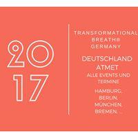 Transformational Breath Workshop Termine 2017 in Deutschland