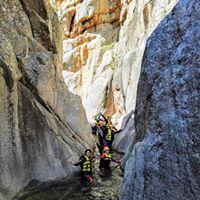 Rio Zairi-Canyoning Experience