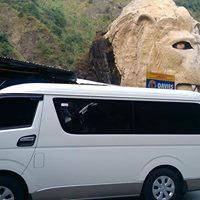 Baguio van sharing 2d1n
