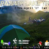 Parasher Lake Trek