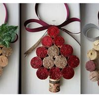 Christmas Cork Craft