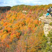 Dundas Peak Fall Colours and Corn Maze