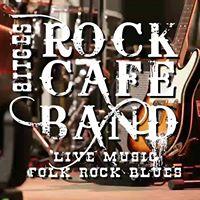 Sitges Rock Cafe Band en el Gin Tub