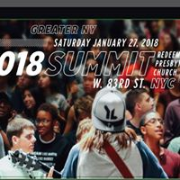 Greater NY Young Life Summit 2018