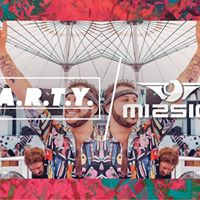 PARTY  DJ Patrick Nazemi - Mission
