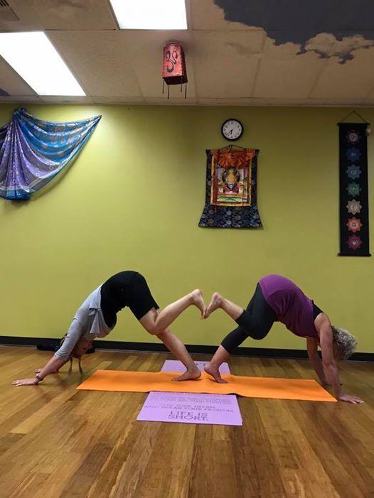 Couples Yoga & Happy Hour