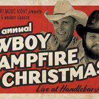 Cowboy Campfire Christmas 2017