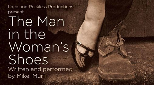 The Man In The Womans Shoes