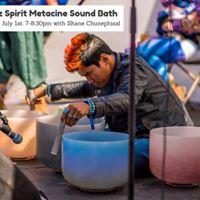 432hz Spirit Metacine Sound Bath - San Diego - Bird Rock Yoga