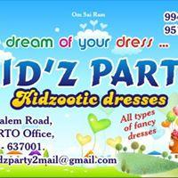 Kidz Party Program