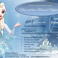 Heart and Stroke Foundation presents Elsas Heart of Happiness