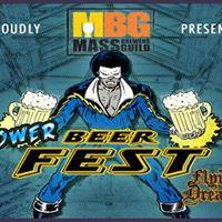 Session 1 - Massachusetts Brewers Guild Spring Craft Beer Fest