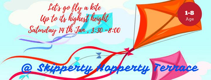 The Kite Flying Festival