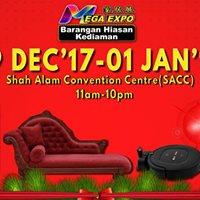 Mega Expo at SACC Shah Alam