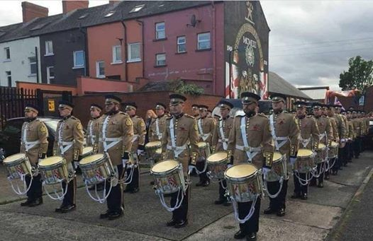 Gertrude Star Flute Band Easter Monday Day Of Entertainment