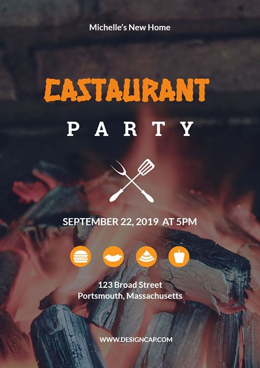Casturant Party