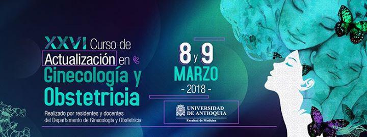 XXVI Curso de actualización en Ginecología y Obstetricia at ...