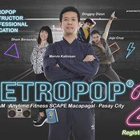RIPE - RetroPop Instructor Professional Education