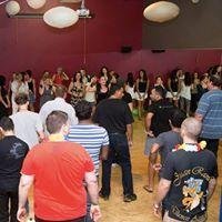PERTH Cuban and Linear SALSA  Dance Classes TERM 5 at JRDA