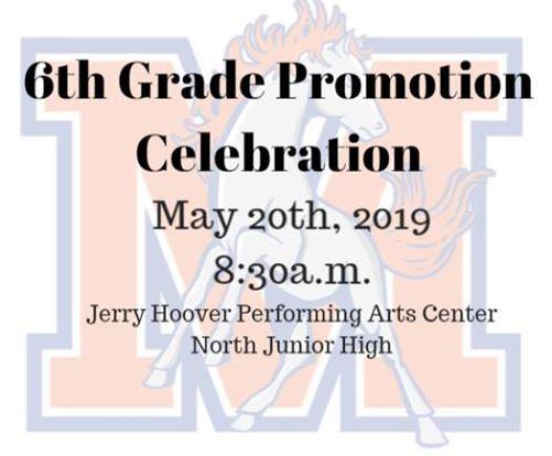 6th Grade Promotion Celebration