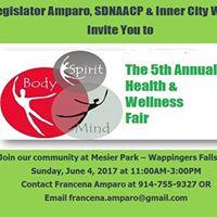 5th Annual Health and Wellness Fair