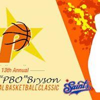13th Annual Paul Bryson Tournament