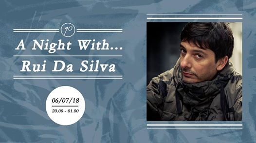 A Night With Rui Da Silva