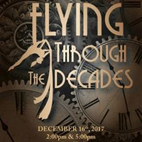 Flying Through The Decades Student Showcase